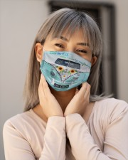 Be kind Cloth face mask aos-face-mask-lifestyle-17