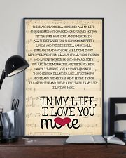 In My Life - The Beatles 04 16x24 Poster lifestyle-poster-2
