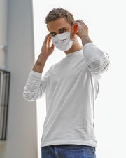 every little thing is gona be alright bird Cloth face mask aos-face-mask-lifestyle-12