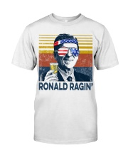 Happy 4th of july 5 Classic T-Shirt front