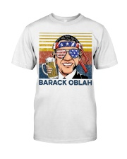 Happy 4th of july 39 Classic T-Shirt front