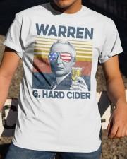 Happy 4th of july 35 Classic T-Shirt apparel-classic-tshirt-lifestyle-28