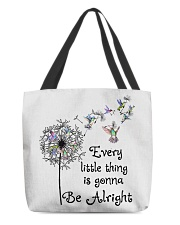 every little thing is gona be alright All-Over Tote tile