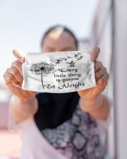 every little thing is gona be alright Cloth face mask aos-face-mask-lifestyle-07