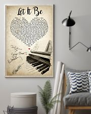 Let It Be - The Beatles  16x24 Poster lifestyle-poster-1