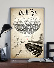 Let It Be - The Beatles  16x24 Poster lifestyle-poster-2
