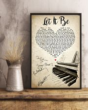Let It Be - The Beatles  16x24 Poster lifestyle-poster-3