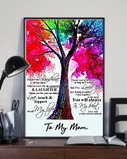 To my mom 3 16x24 Poster lifestyle-poster-2