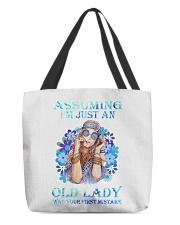 Assuming All-over Tote thumbnail
