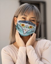 Limited edition bus Cloth face mask aos-face-mask-lifestyle-17