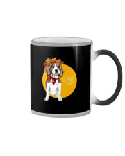Beagle bag gift Color Changing Mug thumbnail