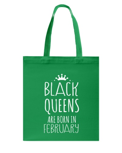 Black Queens are born in February