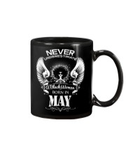 Black Woman Born in May Mug thumbnail