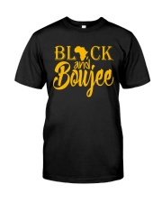 Black And Boujee  Classic T-Shirt thumbnail