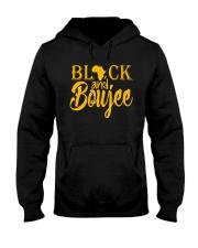 Black And Boujee  Hooded Sweatshirt thumbnail