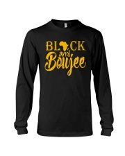 Black And Boujee  Long Sleeve Tee thumbnail
