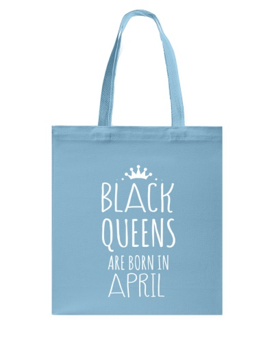 Black Queens are born in April