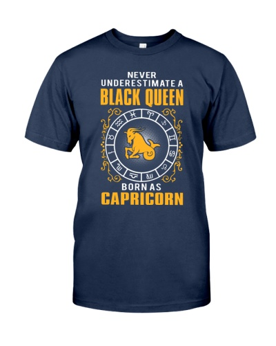 Black Queen born as Capricorn