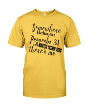 Available for a short time only Classic T-Shirt front