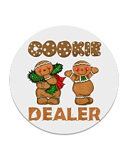 Cookie Dealer Circle Coaster thumbnail