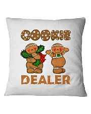 Cookie Dealer Square Pillowcase thumbnail