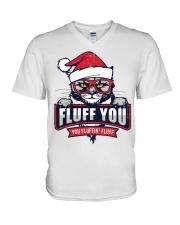 Fluff You  V-Neck T-Shirt thumbnail