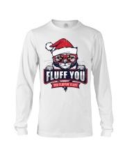 Fluff You  Long Sleeve Tee thumbnail