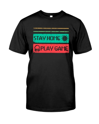 Stay Home Play Game