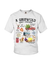 A Griswold Family Christmas Youth T-Shirt thumbnail