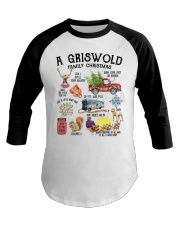 A Griswold Family Christmas Baseball Tee tile