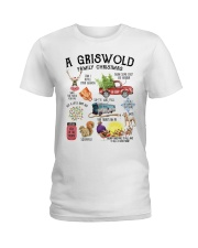 A Griswold Family Christmas Ladies T-Shirt thumbnail