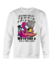 Tennis Friends Crewneck Sweatshirt tile