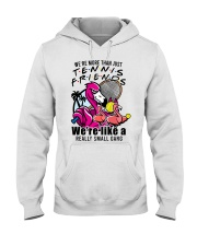 Tennis Friends Hooded Sweatshirt thumbnail