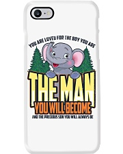 The Man You Will Become Phone Case thumbnail