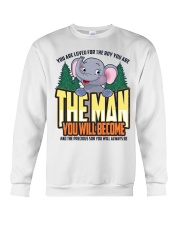 The Man You Will Become Crewneck Sweatshirt thumbnail