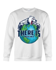 There Is No Plan B Crewneck Sweatshirt thumbnail