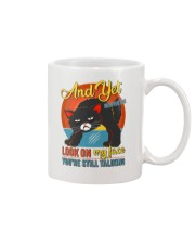 Look On My Face Mug thumbnail