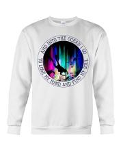 Into The Ocean I Go Crewneck Sweatshirt thumbnail