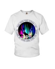 Into The Ocean I Go Youth T-Shirt thumbnail