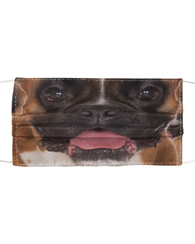 Boxer Dogs Mask