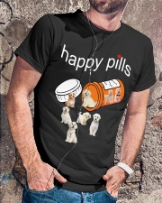 Happy Pills - Maltese Classic T-Shirt lifestyle-mens-crewneck-front-4