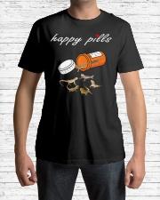 HAPPY PILLS - BEARDER DRAGON Classic T-Shirt lifestyle-mens-crewneck-front-1