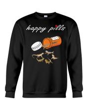 HAPPY PILLS - BEARDER DRAGON Crewneck Sweatshirt thumbnail