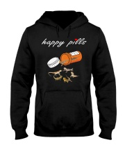 HAPPY PILLS - BEARDER DRAGON Hooded Sweatshirt thumbnail