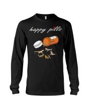 HAPPY PILLS - BEARDER DRAGON Long Sleeve Tee thumbnail