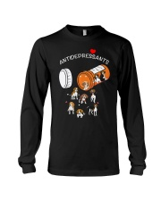 ANTIDEPRESSANTS - BEAGLES Long Sleeve Tee thumbnail