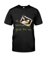 Saint Bernadette T Shirt Virgin Sai Premium Fit Mens Tee thumbnail