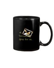 Saint Bernadette T Shirt Virgin Sai Mug thumbnail