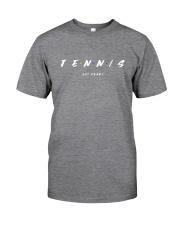 Tennis get ready Classic T-Shirt thumbnail