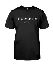 Tennis get ready Premium Fit Mens Tee thumbnail
